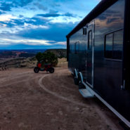 rabbit valley colorado camping