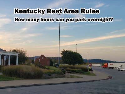 kentucky rest areas