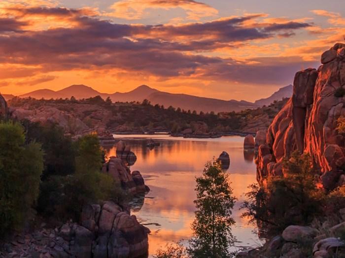 arizona state trust land camping