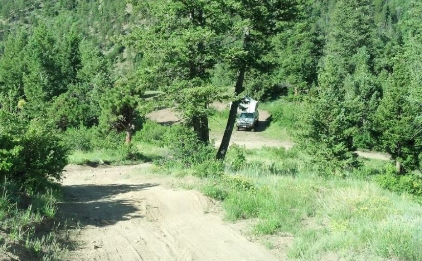 Dispersed Camping Now Shut Down in Five Areas of Colorado