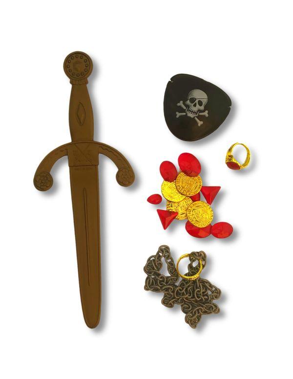 Raider Be a Pirate Accessory Kit
