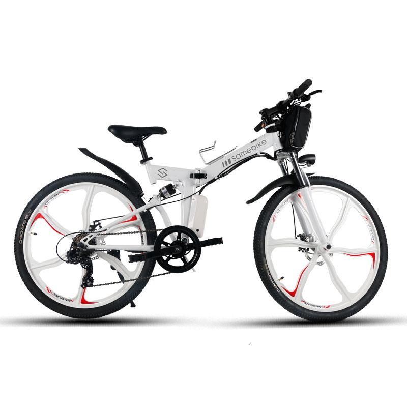 Samebike LO26 Moped Electric Bike Review
