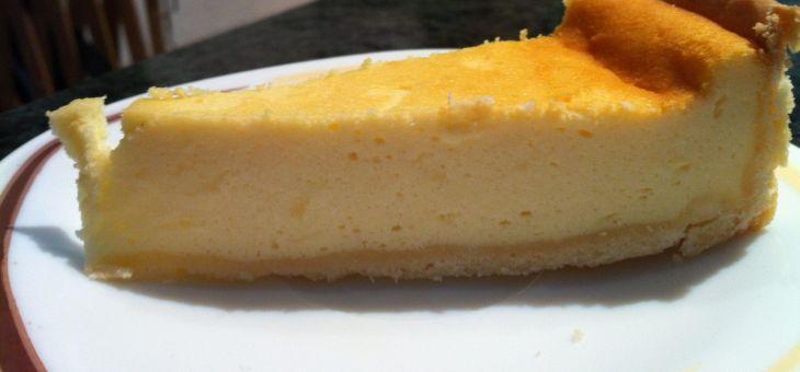 Pastís de formatge tradicional