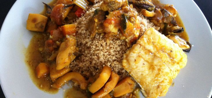 Cuscús de peix i marisc a l´estil sicilià