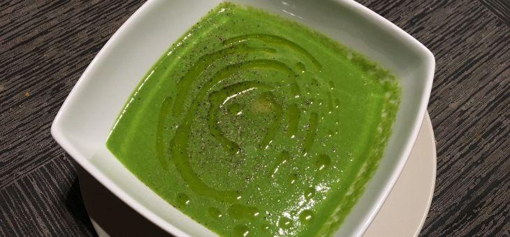 Gaspatxo verd