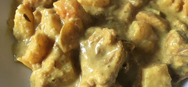 Shahi paneer/Tofu reial