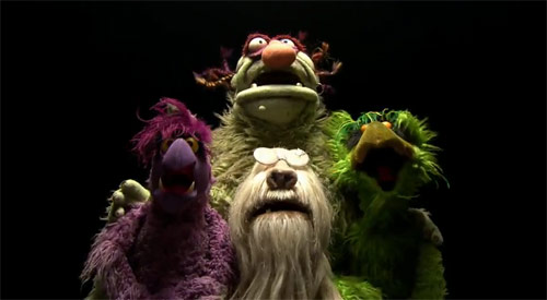 The Muppets  Bohemian Rhapsody  BOOOOOOOM  CREATE  INSPIRE  COMMUNITY  ART  DESIGN