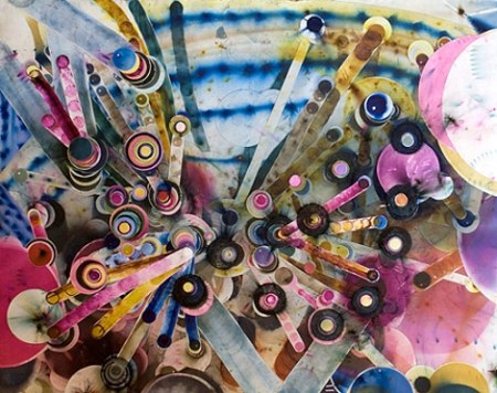 rosemarie fiore firework drawings new york