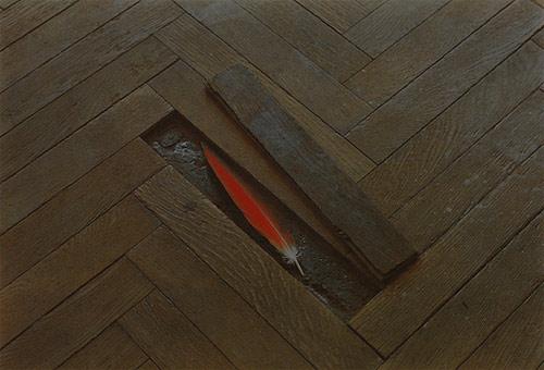 Lothar Baumgarten  BOOOOOOOM  CREATE  INSPIRE