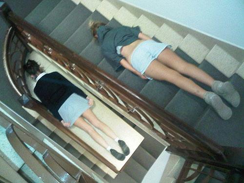 The lying down game by Gabi Rivett aka the greatest photo album on Facebook