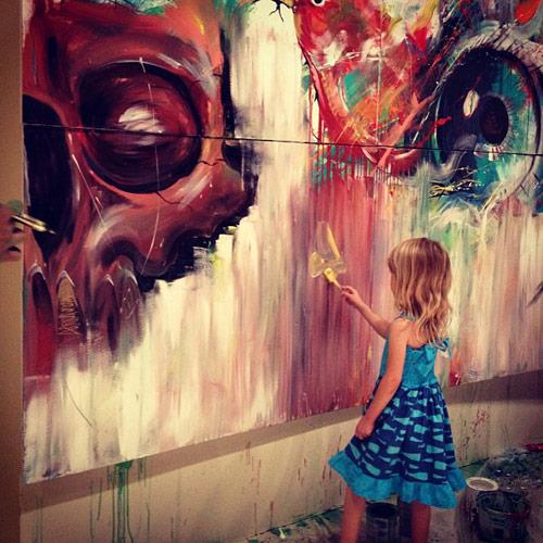 art after dark booooooom