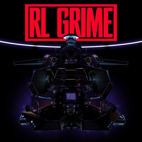 Animation RL Grime ft Djemba Djemba Valhalla