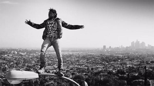 Music Video Kendrick Lamar Alright  BOOOOOOOM