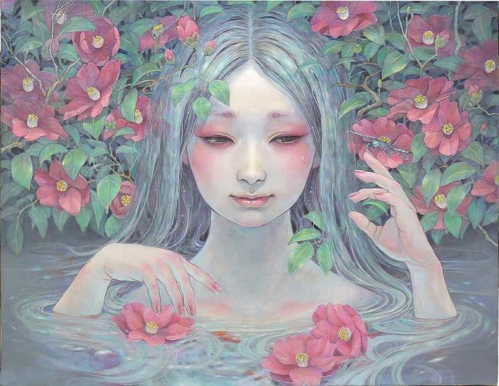 Cute And Sad Girl Wallpaper Artist Spotlight Miho Hirano Booooooom Create