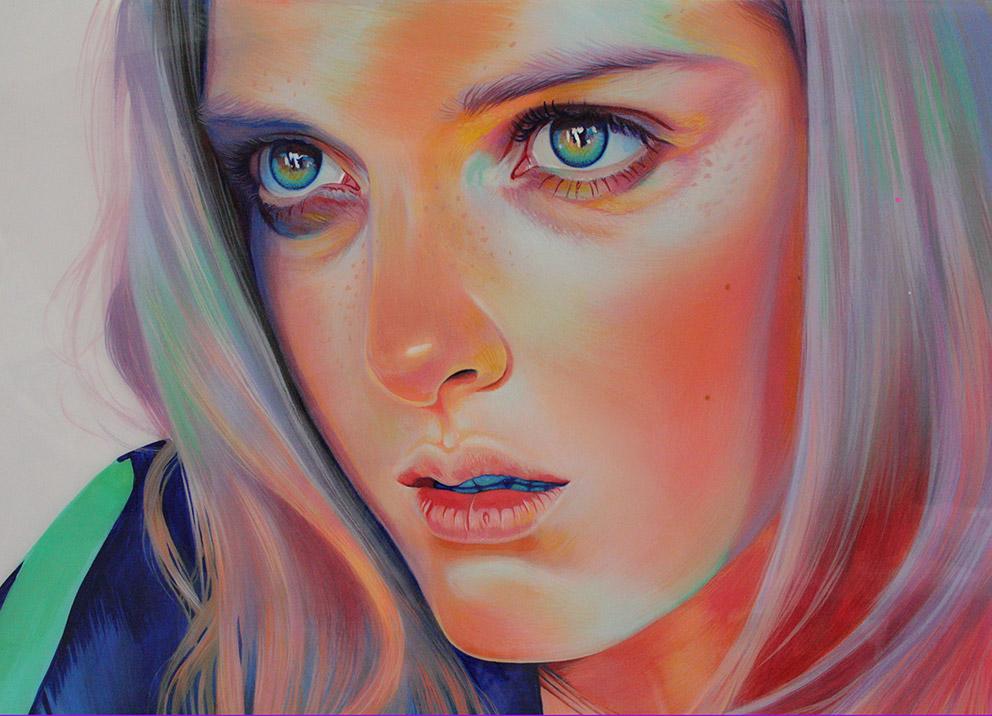 Artist Spotlight Martine Johanna  BOOOOOOOM  CREATE