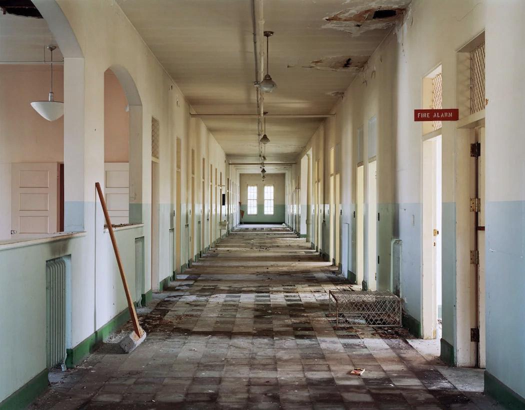 Asylum by Photographer Christopher Payne Documents