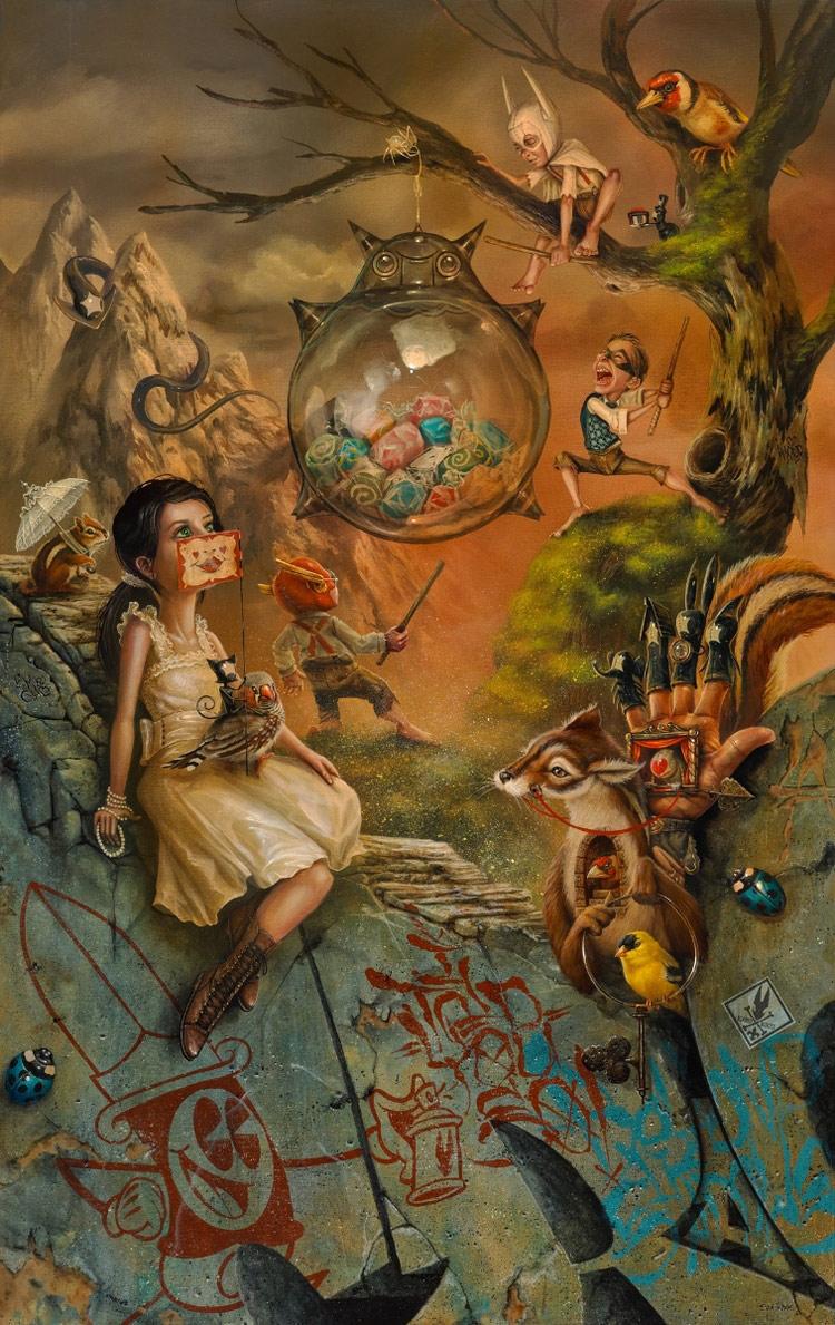 Artist Spotlight Greg Craola Simkins  BOOOOOOOM  CREATE  INSPIRE  COMMUNITY  ART