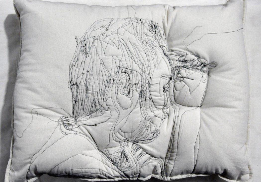 Sleep Series by Artist Maryam Ashkanian  BOOOOOOOM