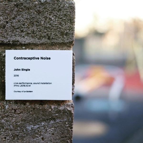 Reader Submission Exhibition Labels Artist Le Quidam