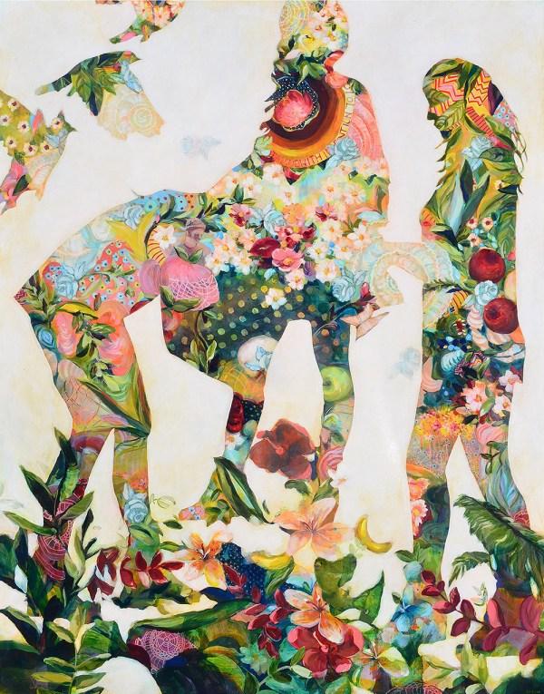 Pollination Artist Amy Spassov Booooooom Create