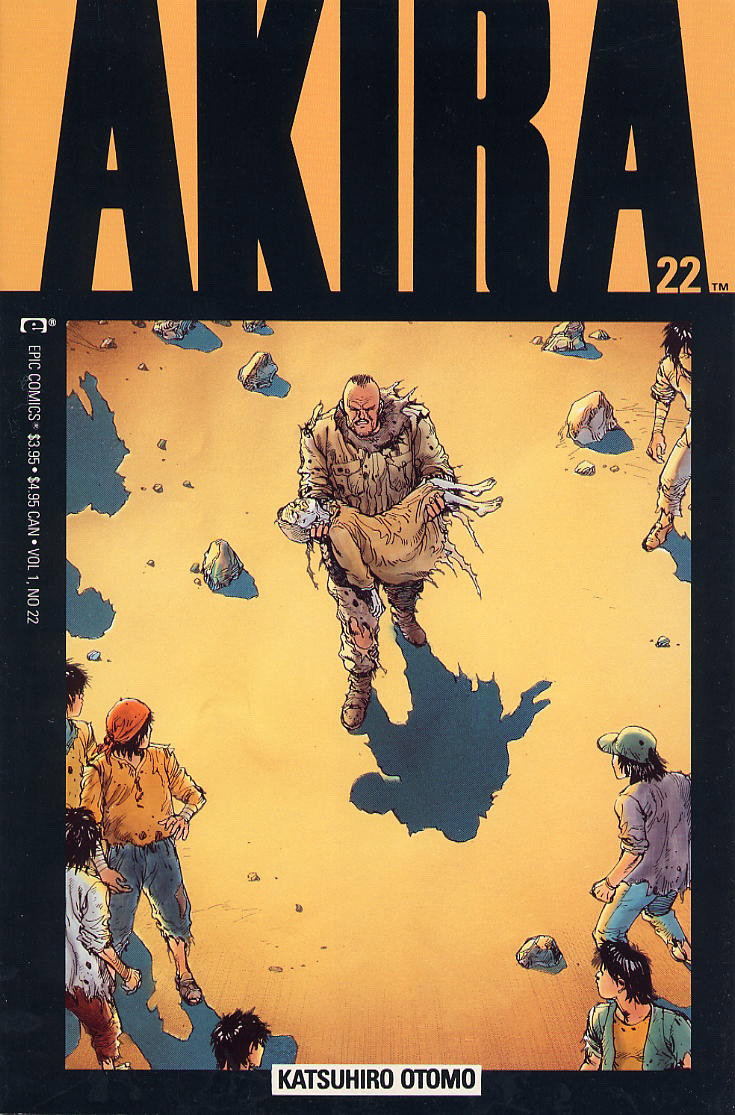 Akira Covers for Epic Comics  BOOOOOOOM  CREATE  INSPIRE  COMMUNITY  ART  DESIGN  MUSIC