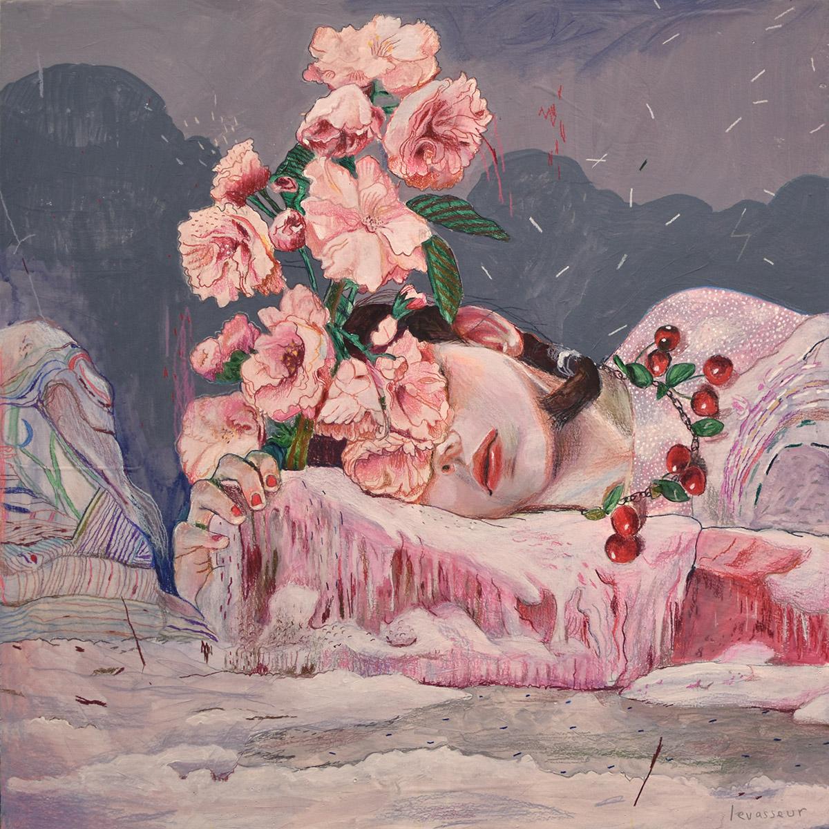 Artist Spotlight Alexandra Levasseur BOOOOOOOM