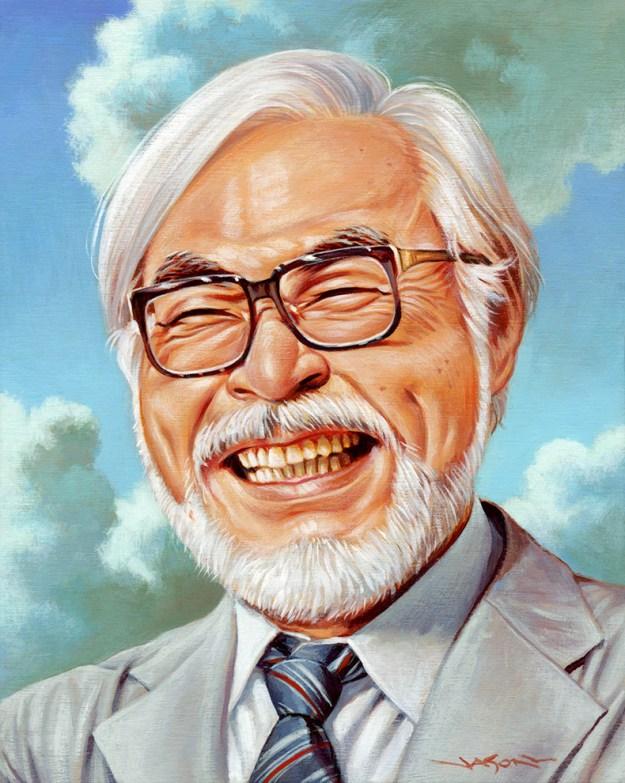 """Miyazaki7 Spoke Art's """"Miyazaki in Los Angeles"""" Art Design"""