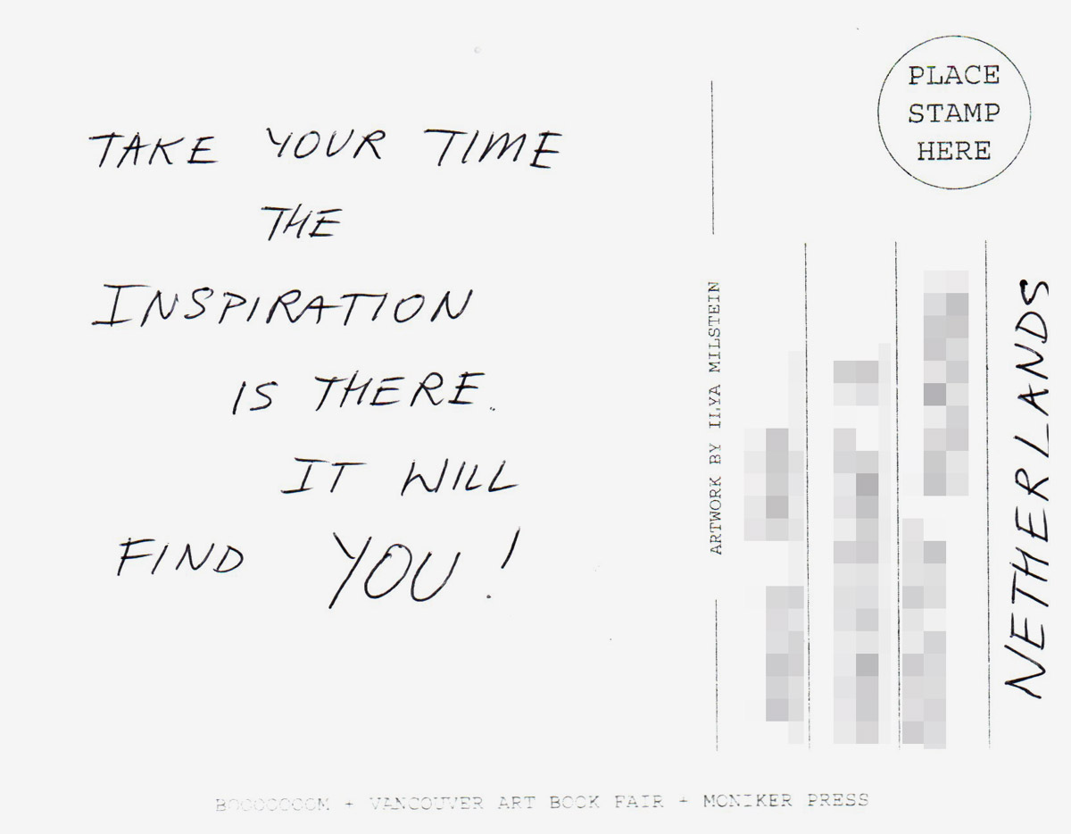 65 Encouraging Postcards Written to Complete Strangers