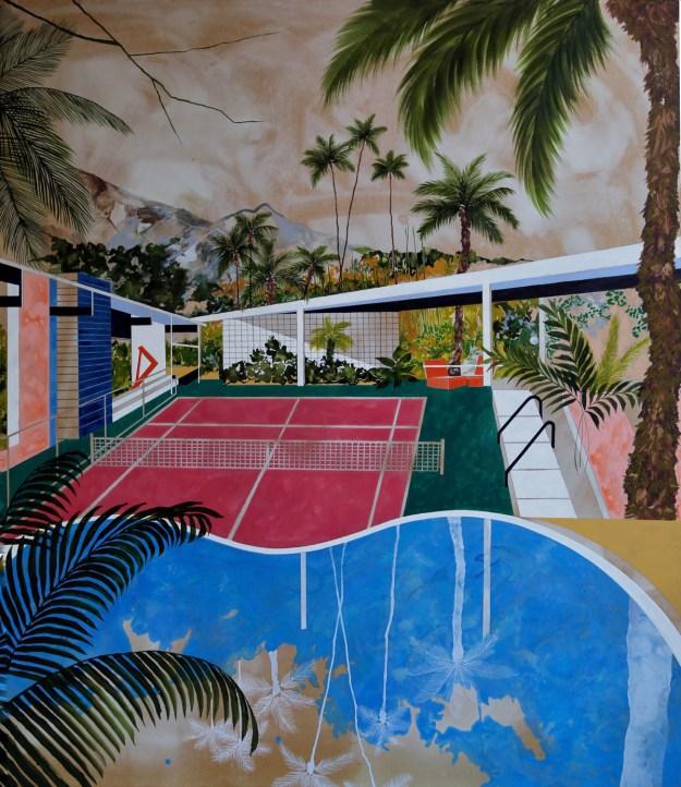 "Keates7 ""The Kennedy Trip"" by Artist Charlotte Keates Design"