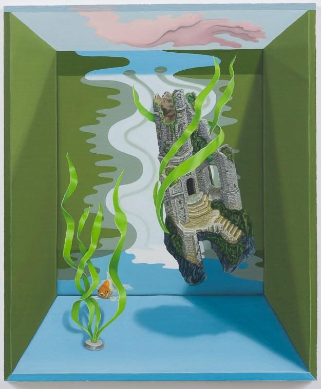 """Pigott11 """"Slippery Gaze"""" by Artist Tristan Pigott Art Design"""