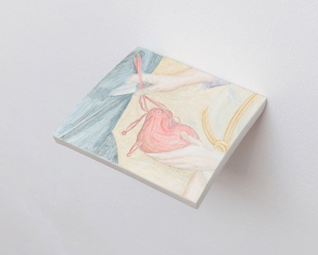 """Pigott3 """"Slippery Gaze"""" by Artist Tristan Pigott Art Design"""