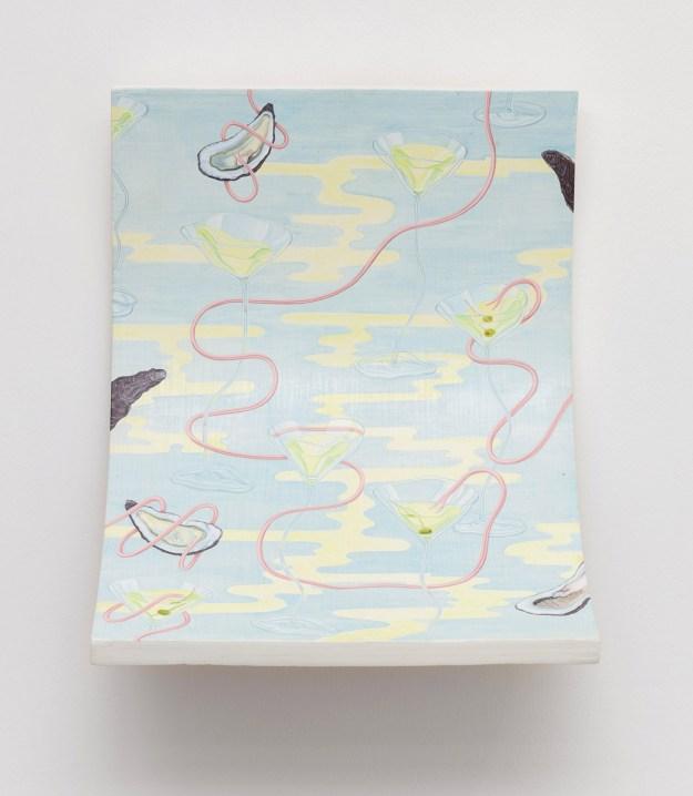 """Pigott8 """"Slippery Gaze"""" by Artist Tristan Pigott Art Design"""