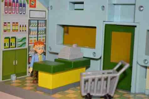 Fireman Sam - Pontypandy Supermarket