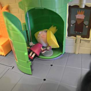 Ben and Holly Thistle Castle Playset - Secret Slide Exit