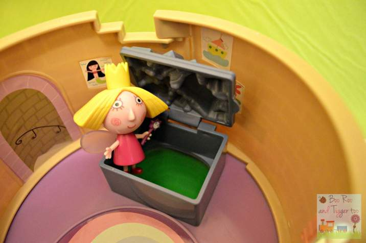 Ben and Holly Thistle Castle Playset - Secret Slide