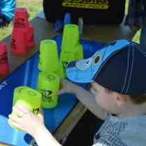 Festival on the Farm - Tigger stacking cups