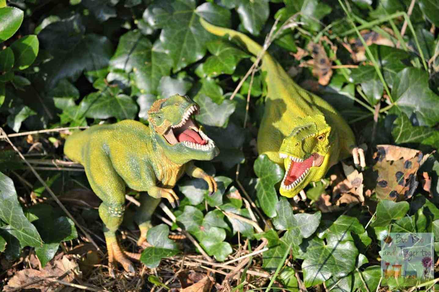 Tyrannosaurus Rex - Light Green