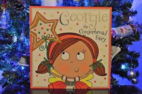 Georgie the Gingerbread Fairy - Make Believe Ideas