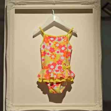 Nutmeg SS15 - Girls swimsuit