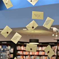 Waterstones Harry Potter Night - Letters