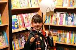 Waterstones Harry Potter Night - Roo All Finished