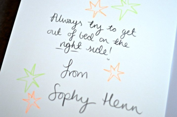 Pom Pom gets the grumps - Signed by Sophy Henn