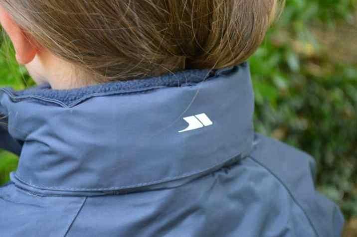 Trespass Skydive - concealed hood