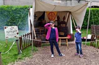 Warwick Castle - The Ploppy Shop