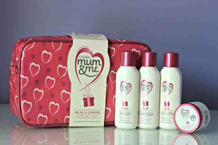 Cussons Mum & Me Bump Gift Pack