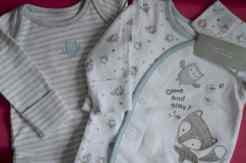 Morrisons Nutmeg - Baby sleepsuits