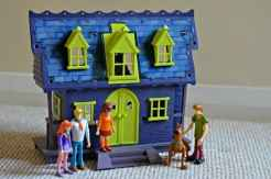 Scooby Doo Mystery Mansion Playset & Figures