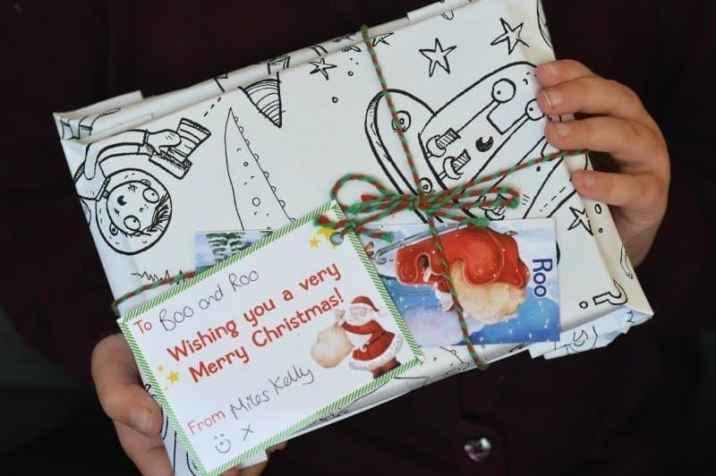 Miles Kelly #GiveTheGiftOf - Roo book parcel