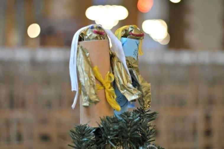 Christmas Tree Festival - North Denes Primary Joseph