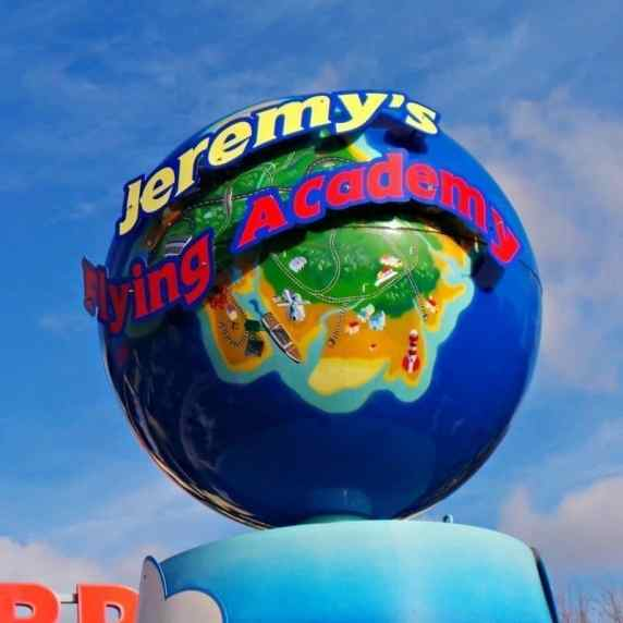 Drayton Manor Thomas Land Jeremy's Flying Academy